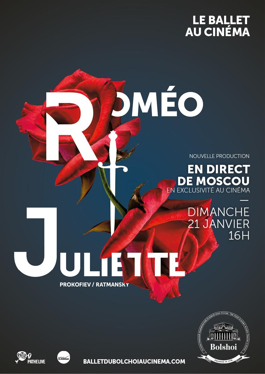 Roméo et Juliettte (Bolchoï-Pathé Live)