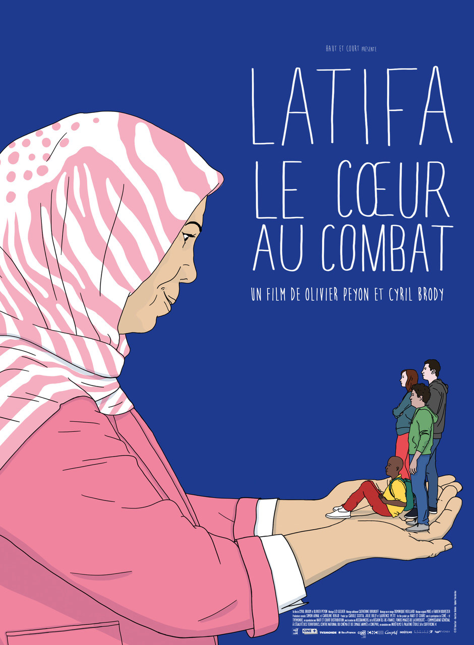 Latifa, le cour au combat