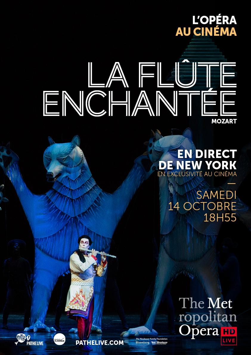La Flûte enchantée (Met-Pathé Live)