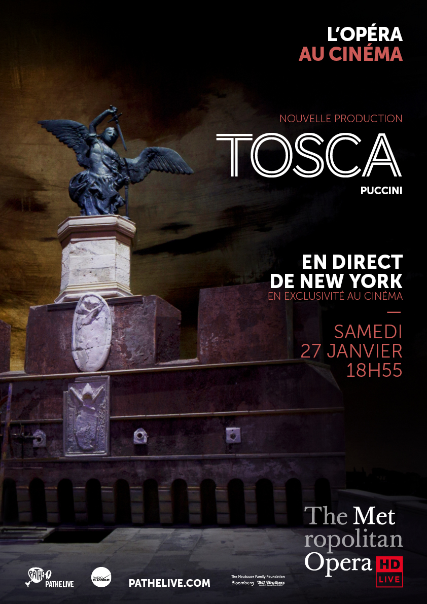 The Metropolitan Opera: La Tosca
