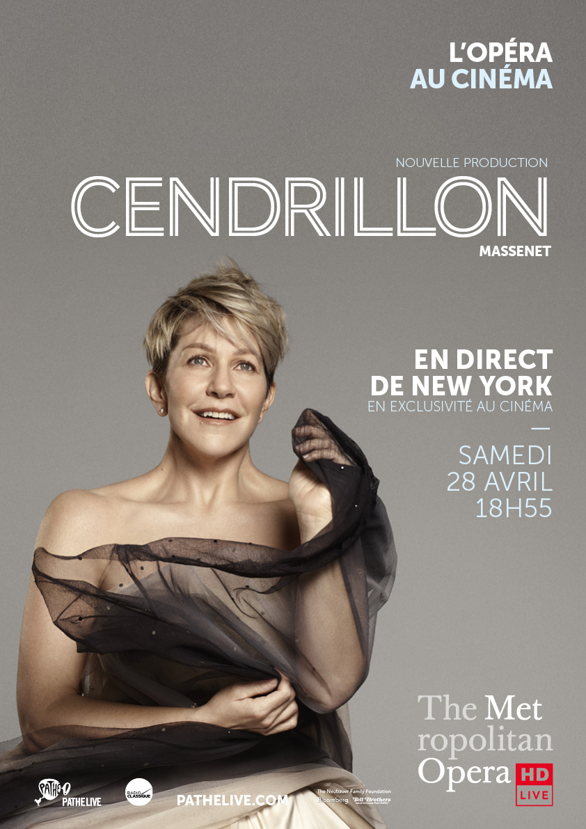 Cendrillon (Met-Pathé Live)