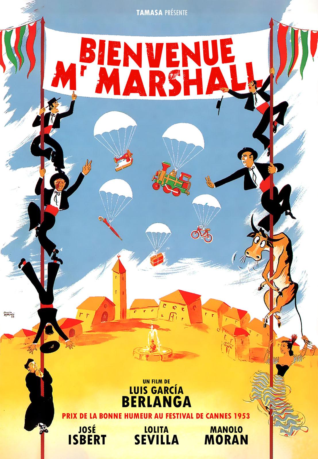 Bienvenue Mr Marshall