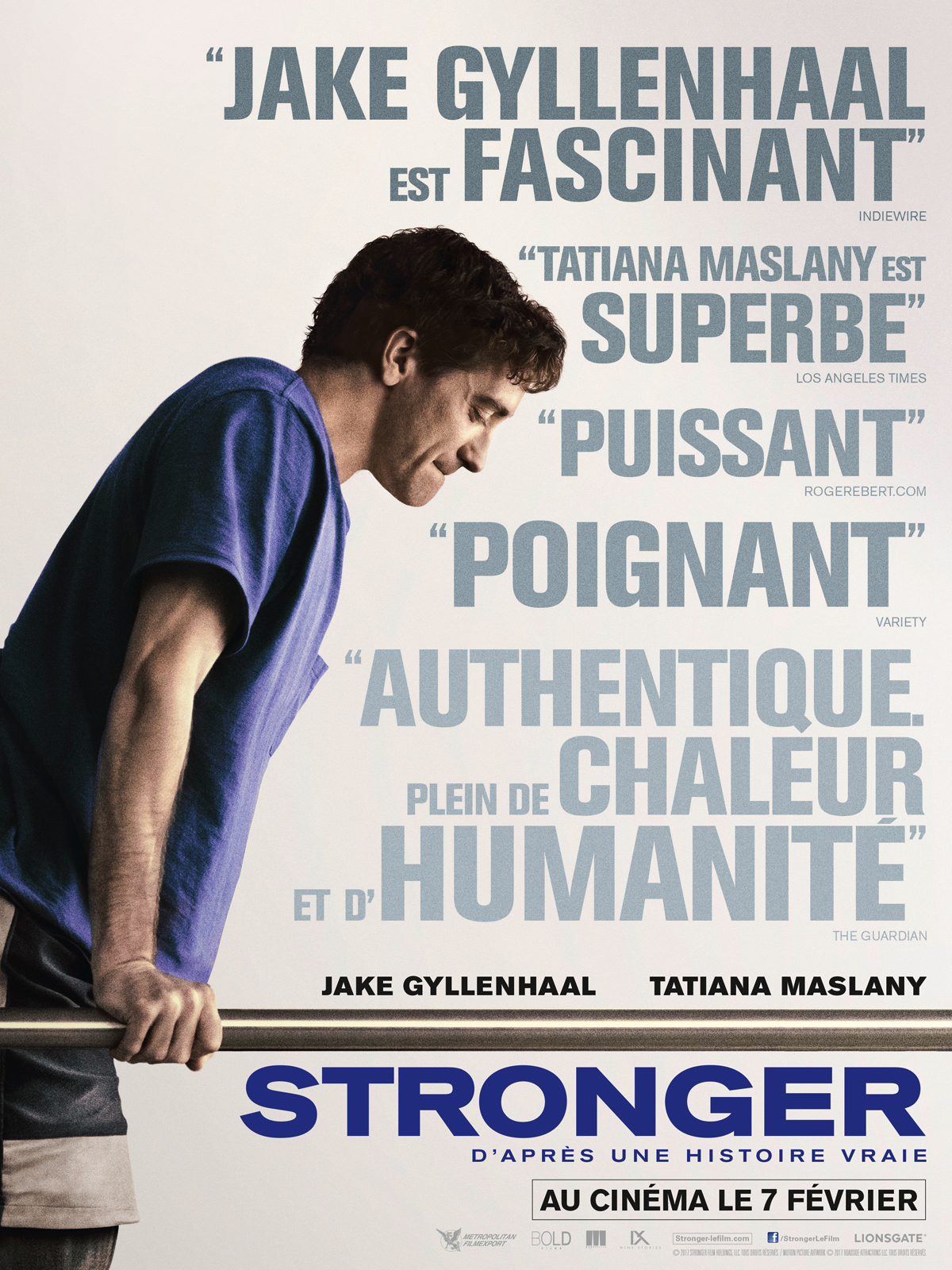 Image du film Stronger