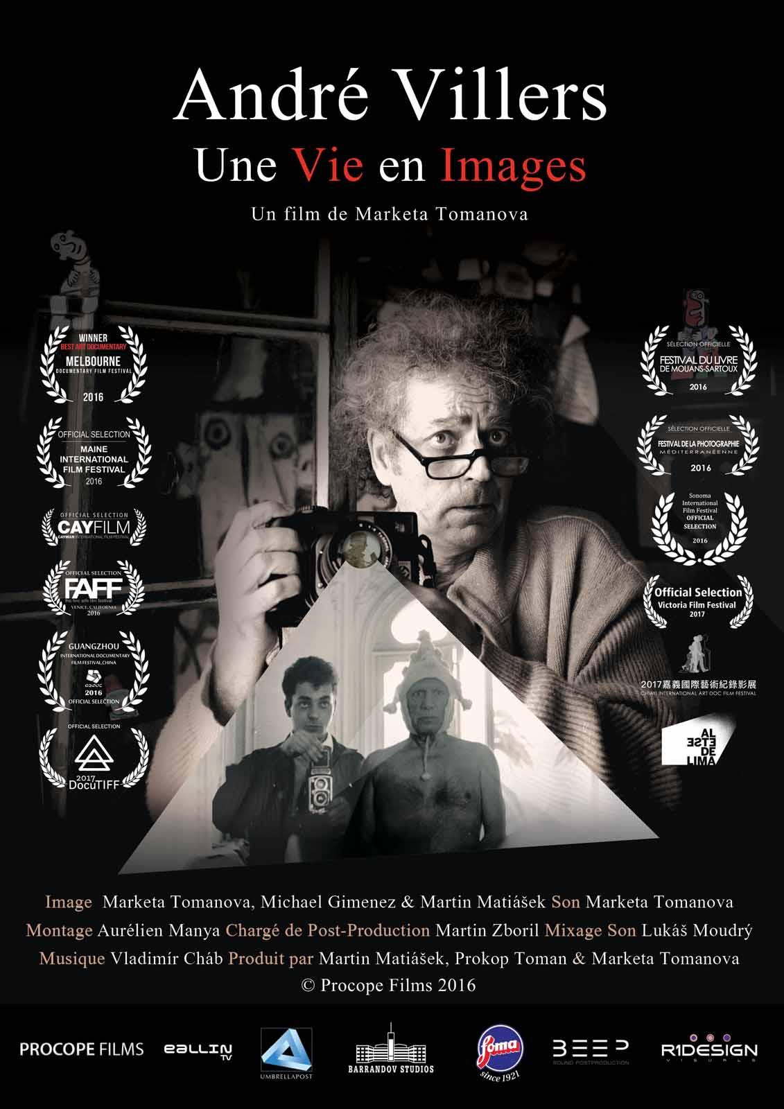André Villers, Une Vie en Images