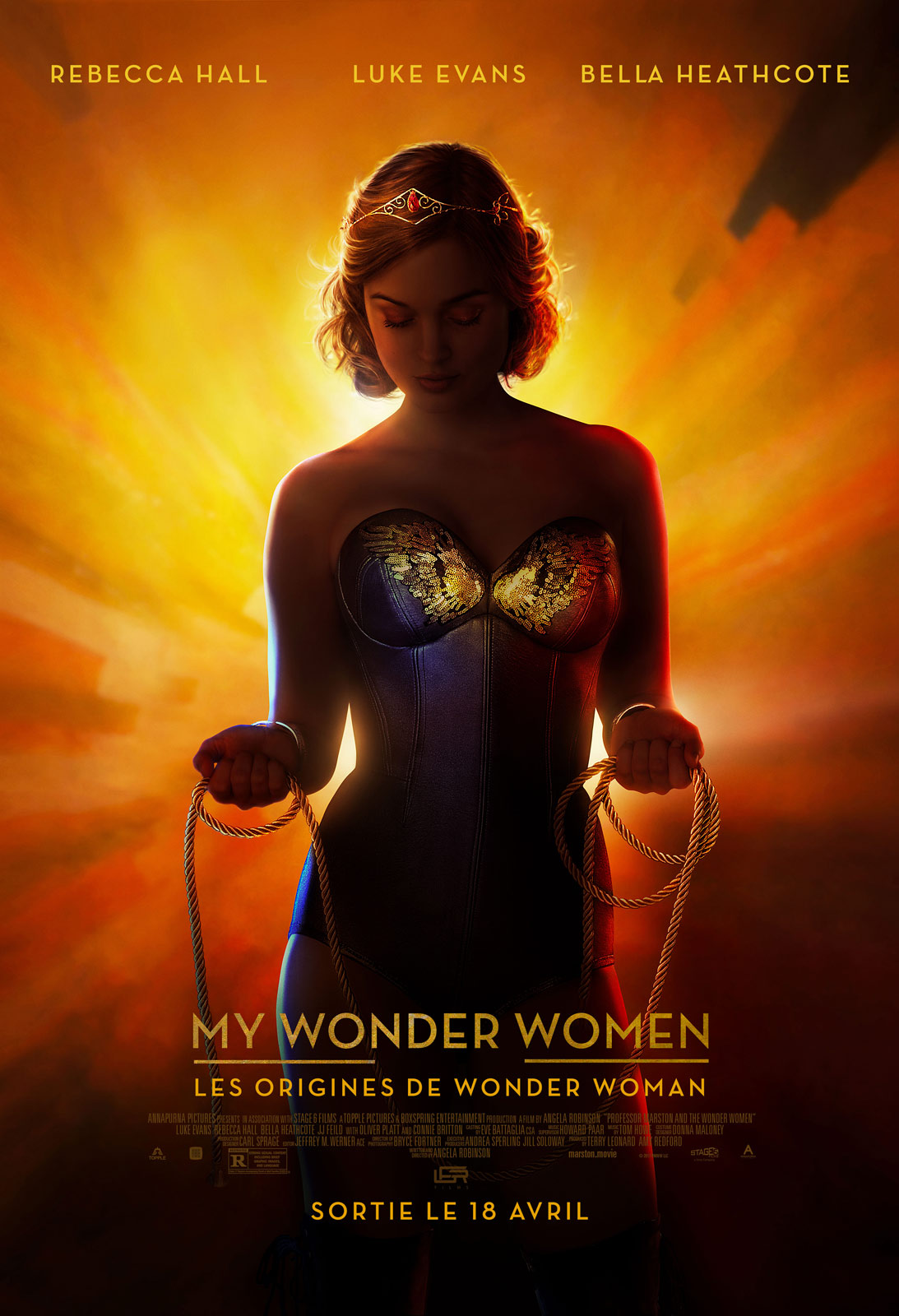 Affiche du film My Wonder Women