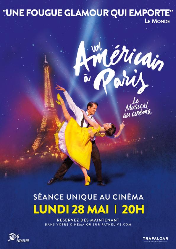 Un Américain à Paris - la comédie musicale au cinéma