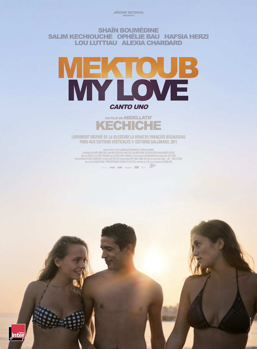 Affiche du film Mektoub My Love : Canto Uno