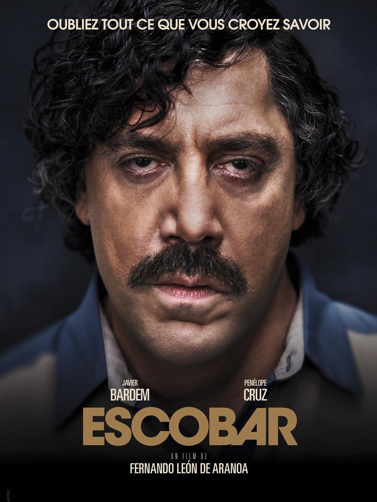 Affiche du film Escobar