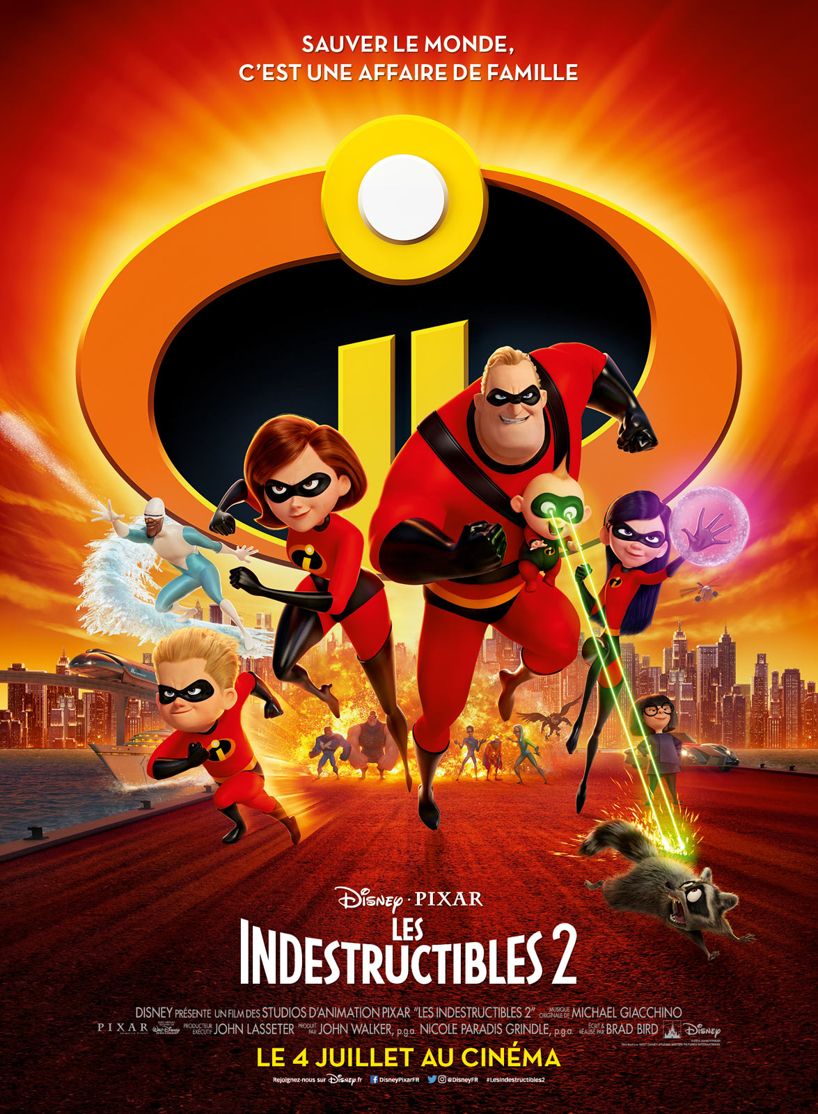 Image du film Les Indestructibles 2