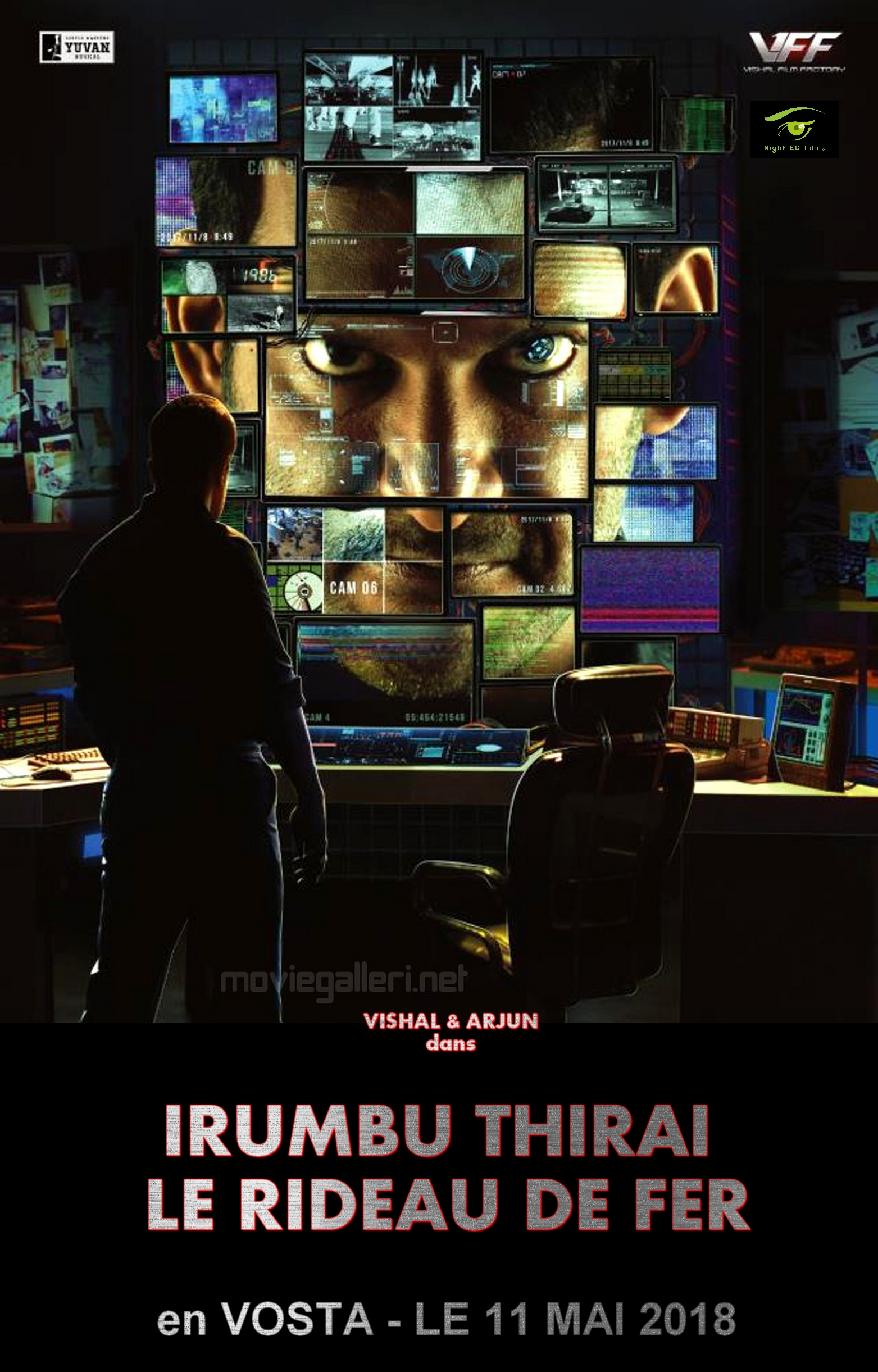 Irumbu Thirai - Le rideau de fer