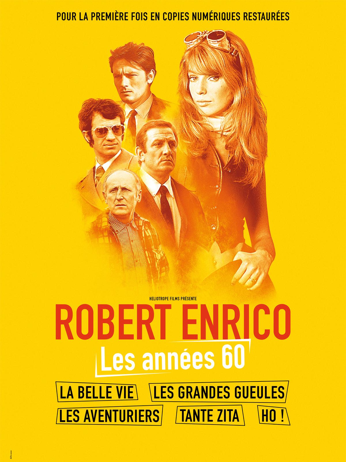 Robert Enrico, les années 60