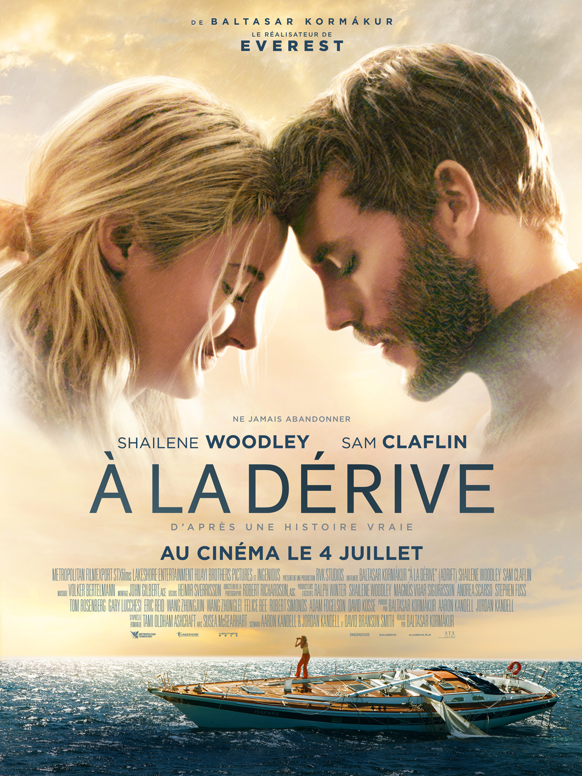 A la dérive DVDRIP MKV | FRENCH