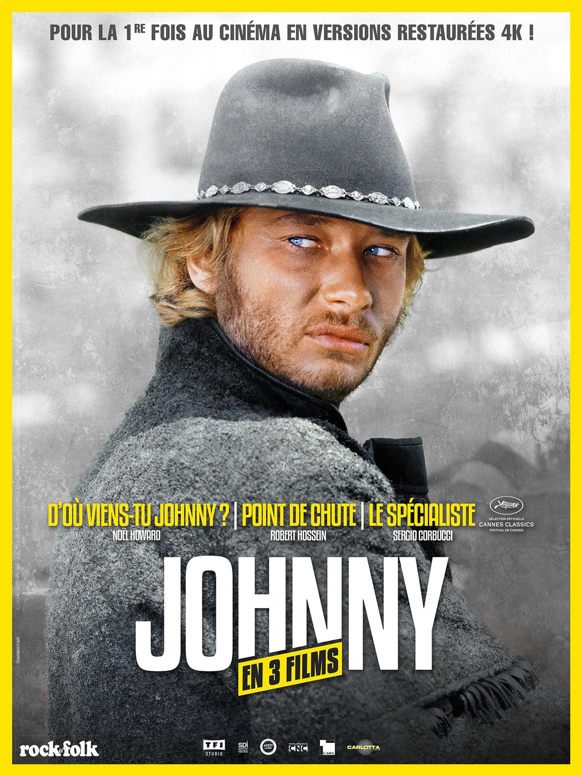 D'où viens-tu, Johnny?