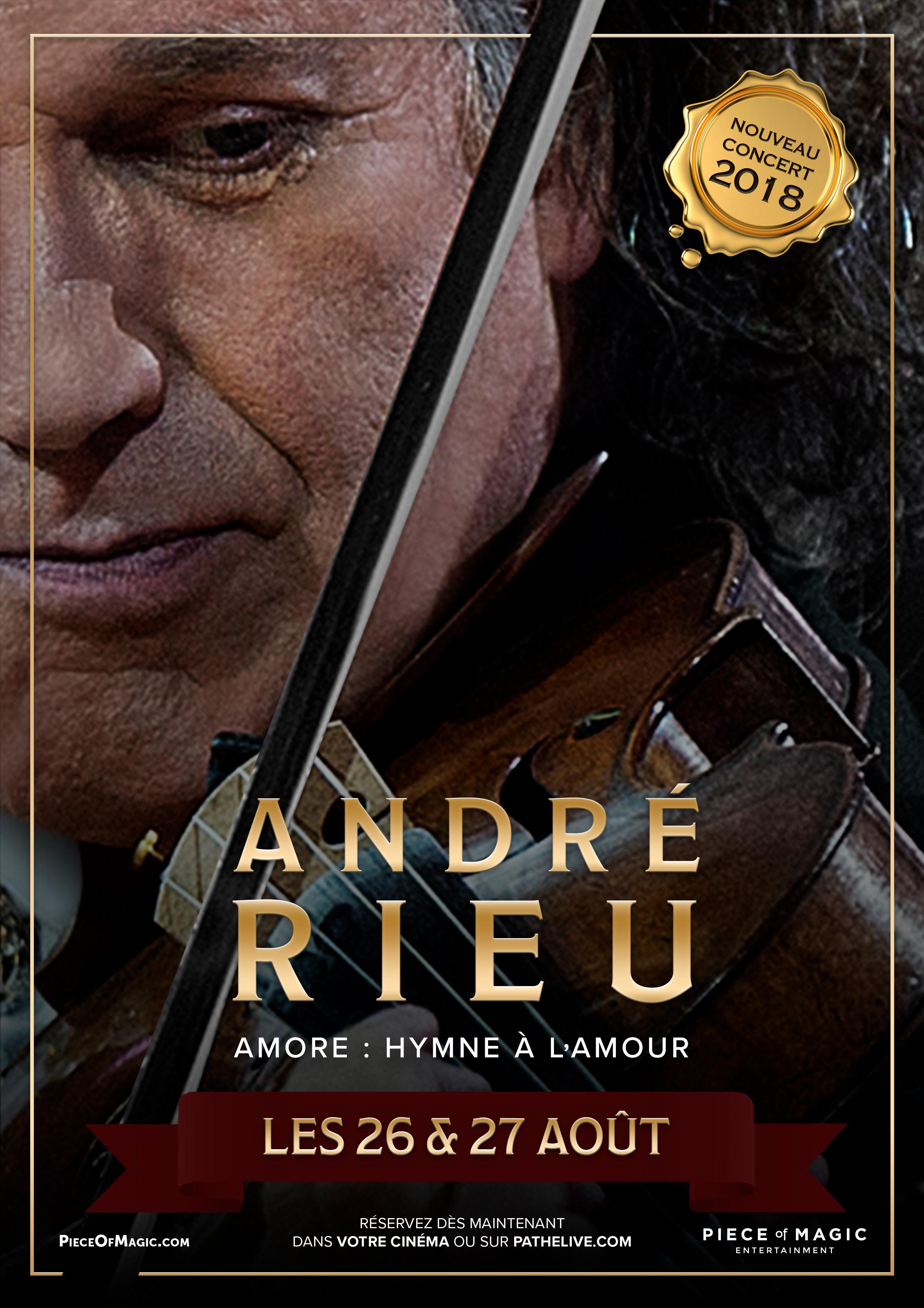 André Rieu - Amore : Hymne à l'amour