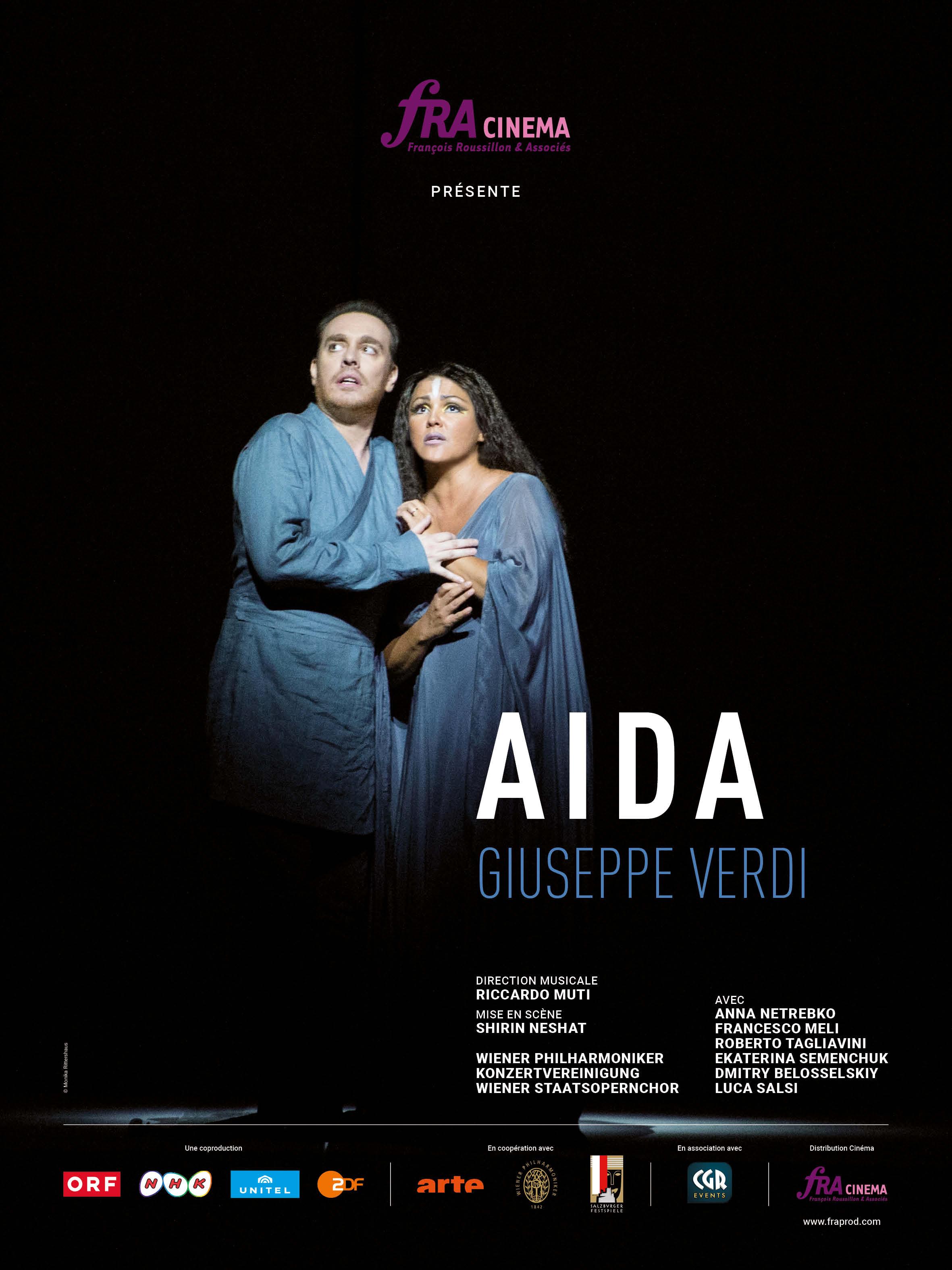 Aida (Festival de Salzbourg - FRA Cinéma)