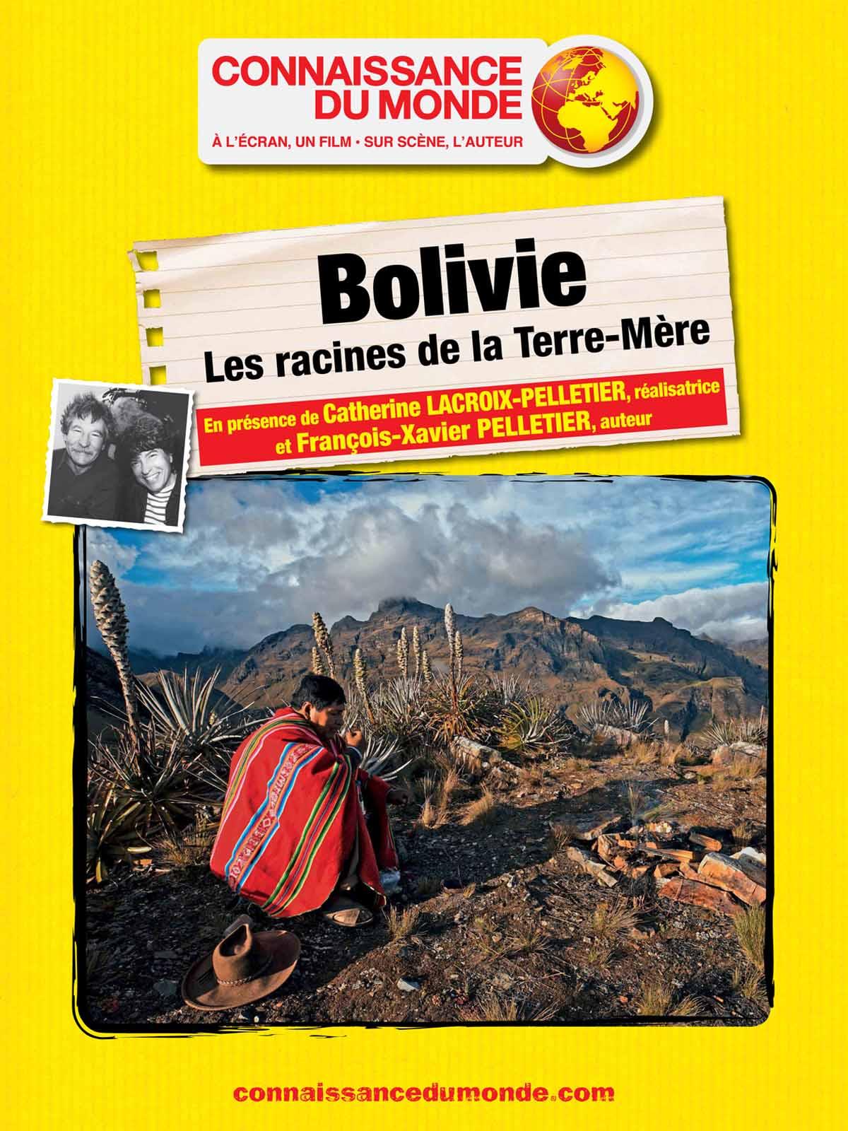BOLIVIE, Les racines de la Terre-Mère