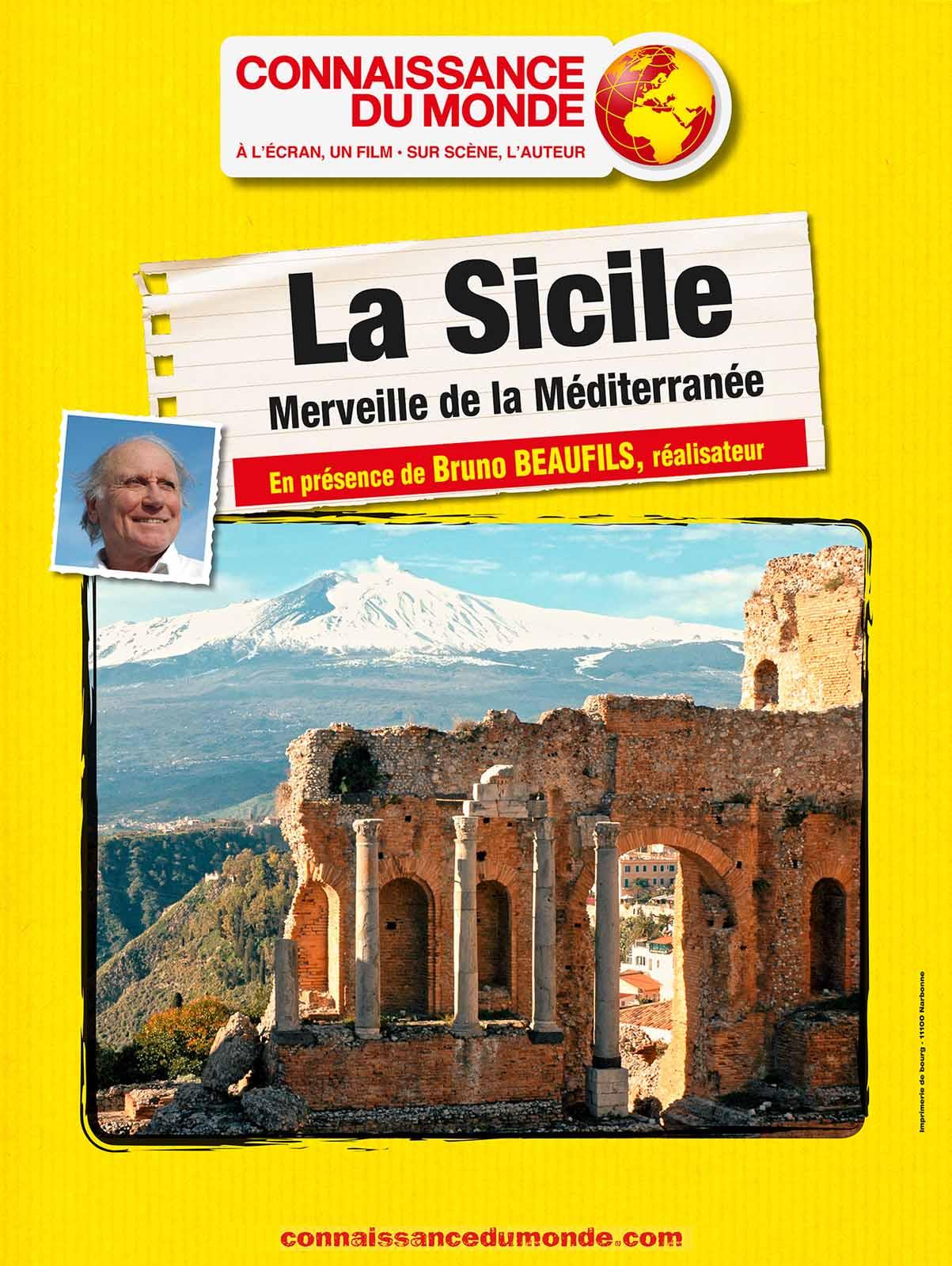 La Sicile, Merveille de la Méditerranée