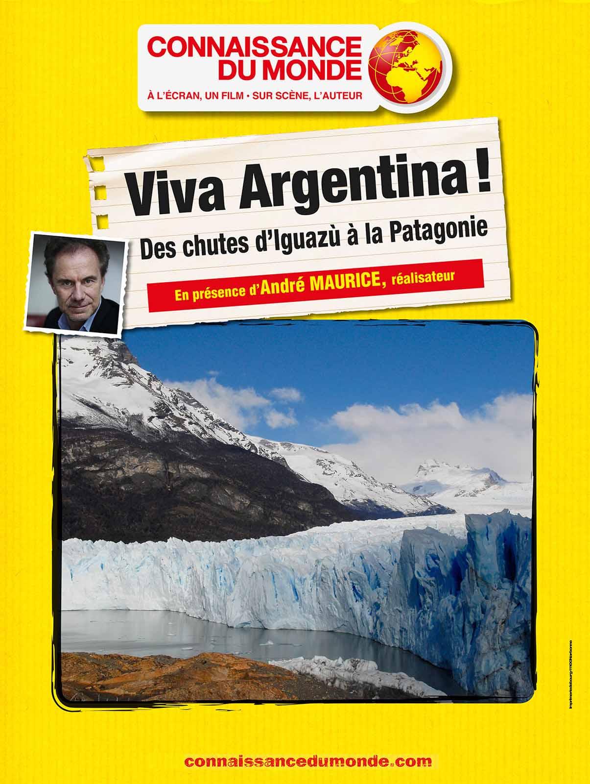 Viva Argentina! Des chutes d'Iguazù à la Patagonie