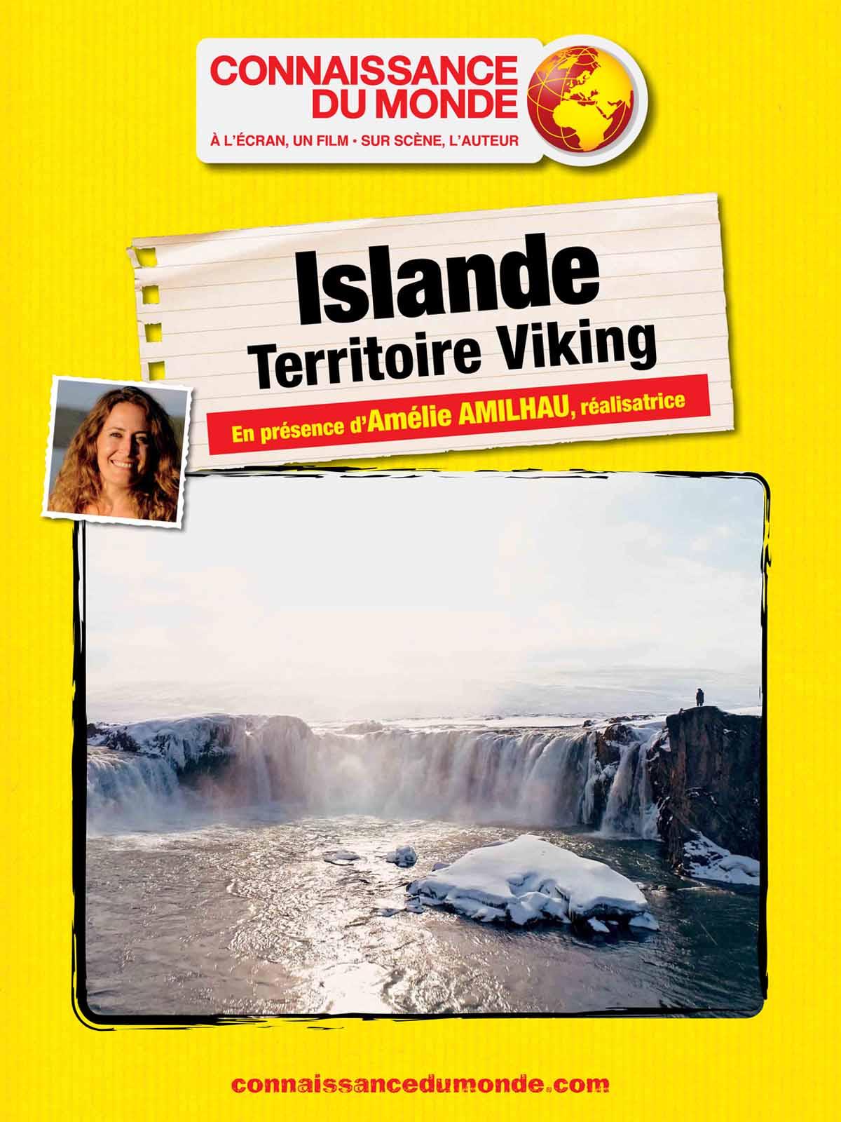 ISLANDE, Territoire Viking