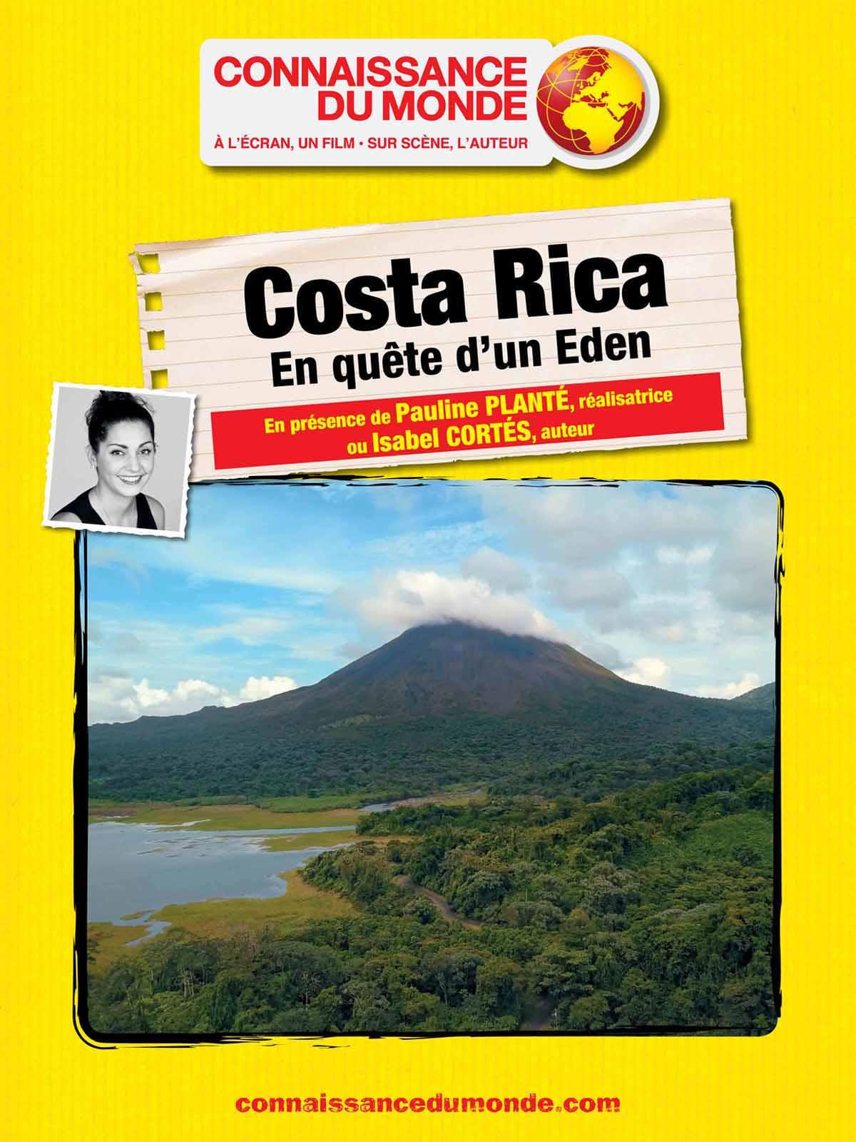 COSTA RICA, En quête d'un Eden