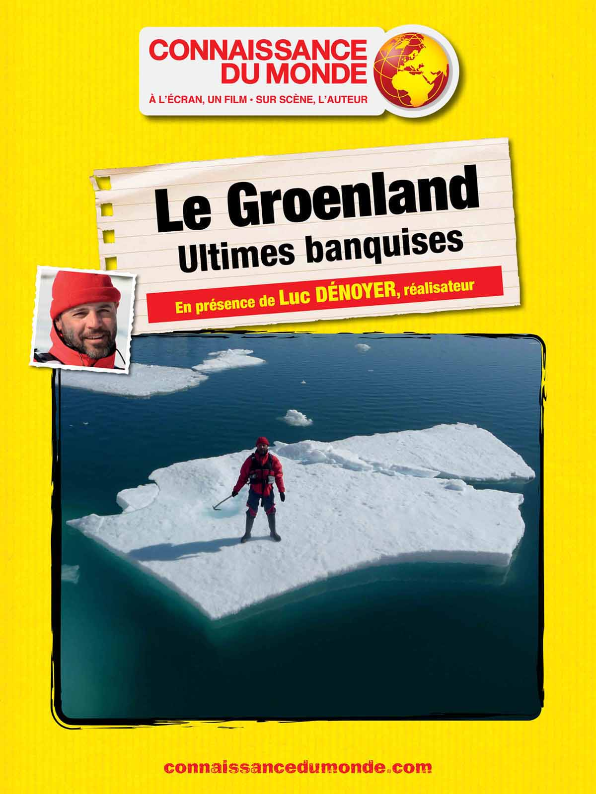 LE GROENLAND, Ultimes Banquises