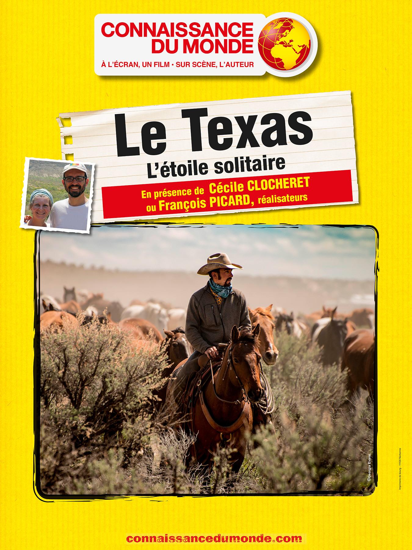 Le Texas, L'étoile solitaire