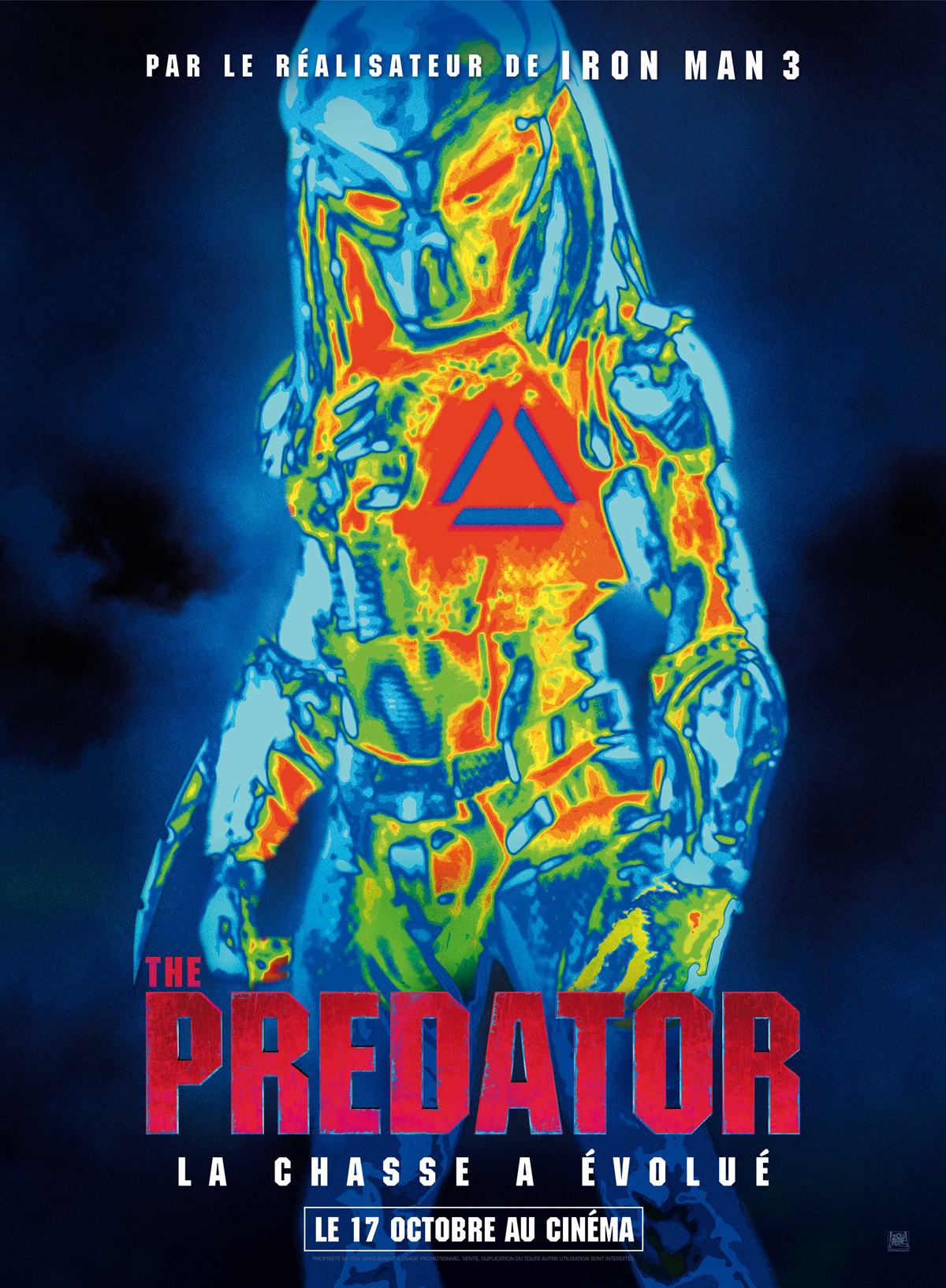 Image du film The Predator