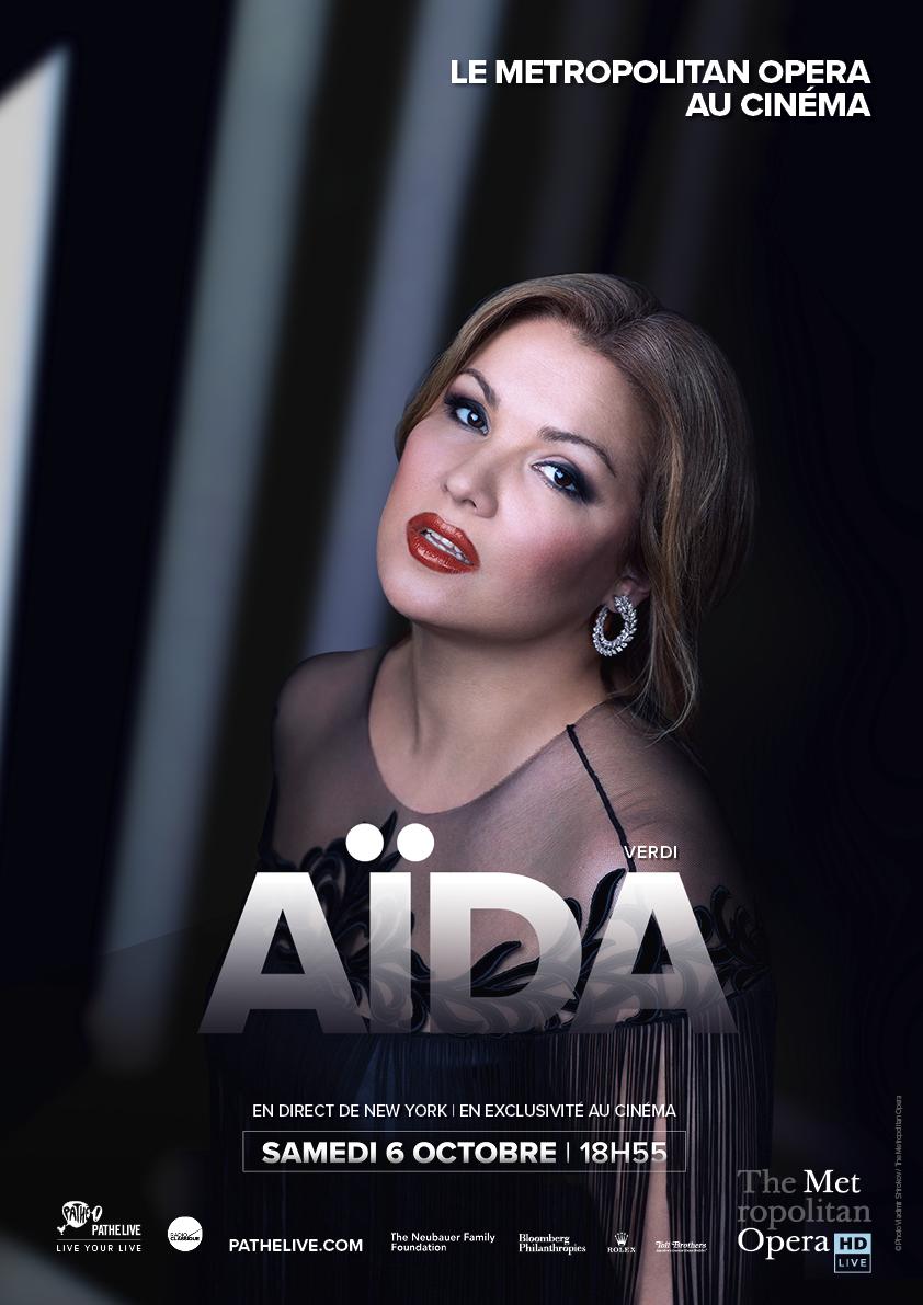 Aïda (Met - Pathé Live)