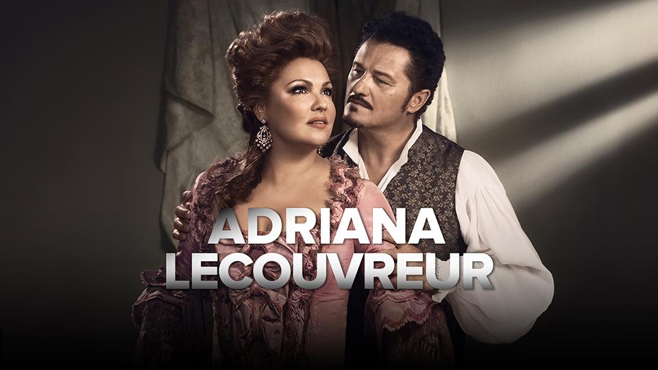 Adriana Lecouvreur (Met - Pathé Live)