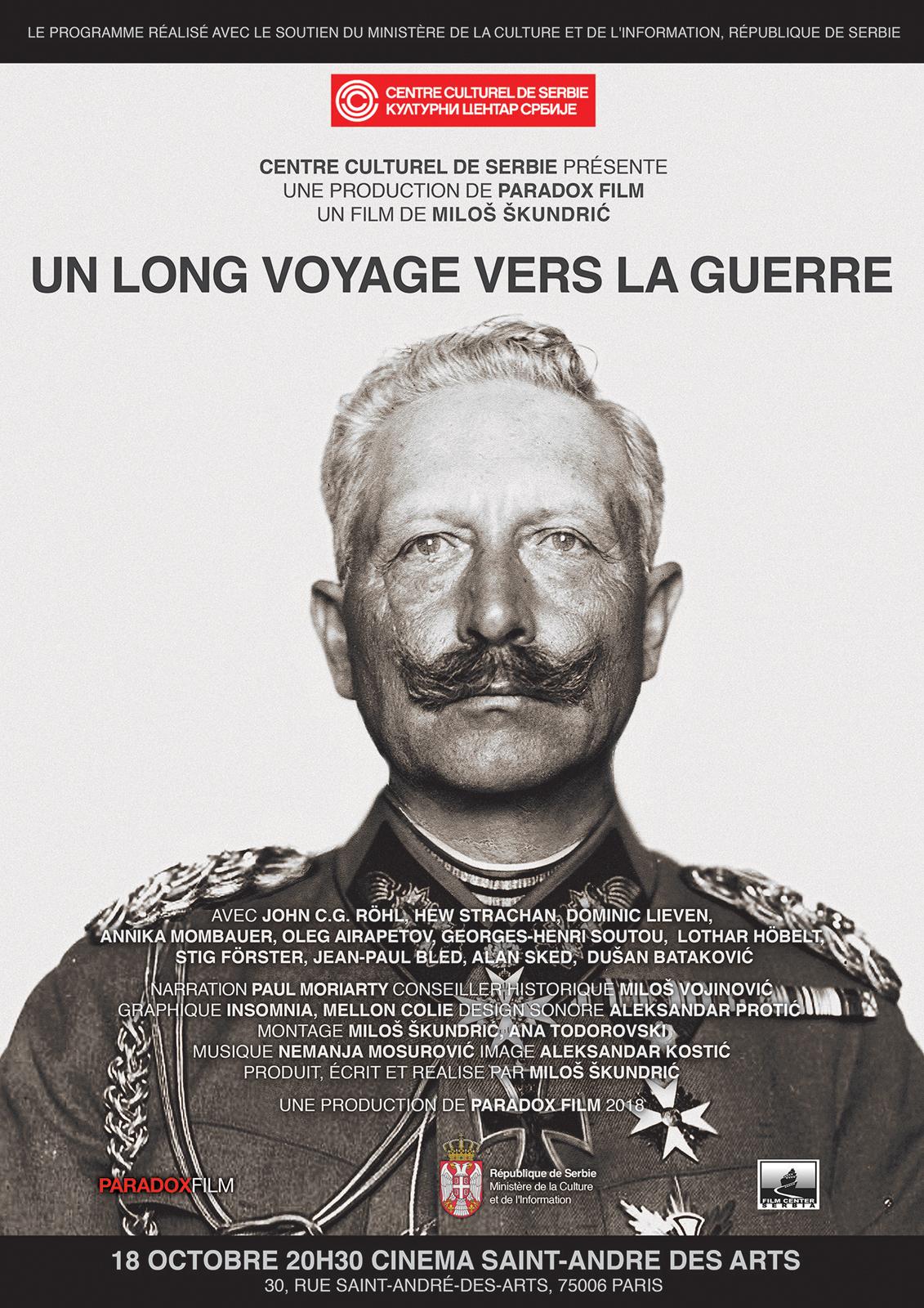 Un long voyage vers la guerre
