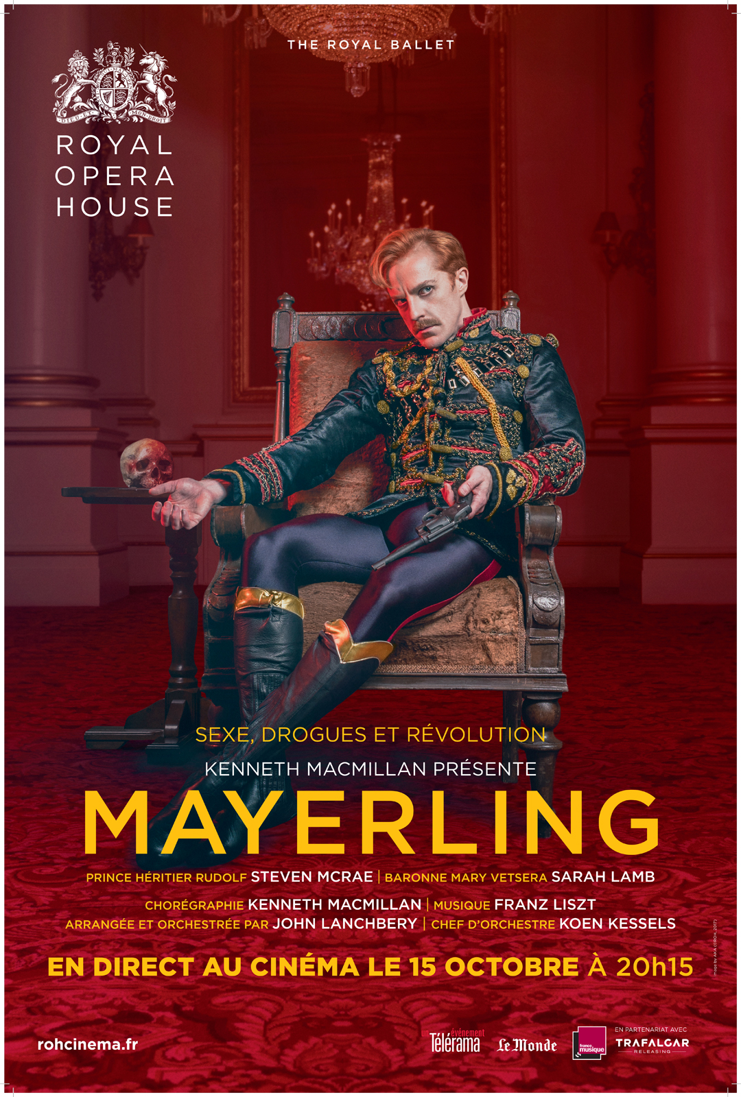 Mayerling (Royal Opera House)