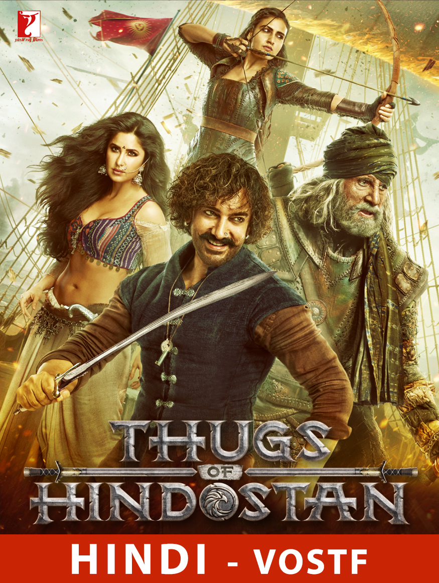 Thugs of Hindostan - Hindi