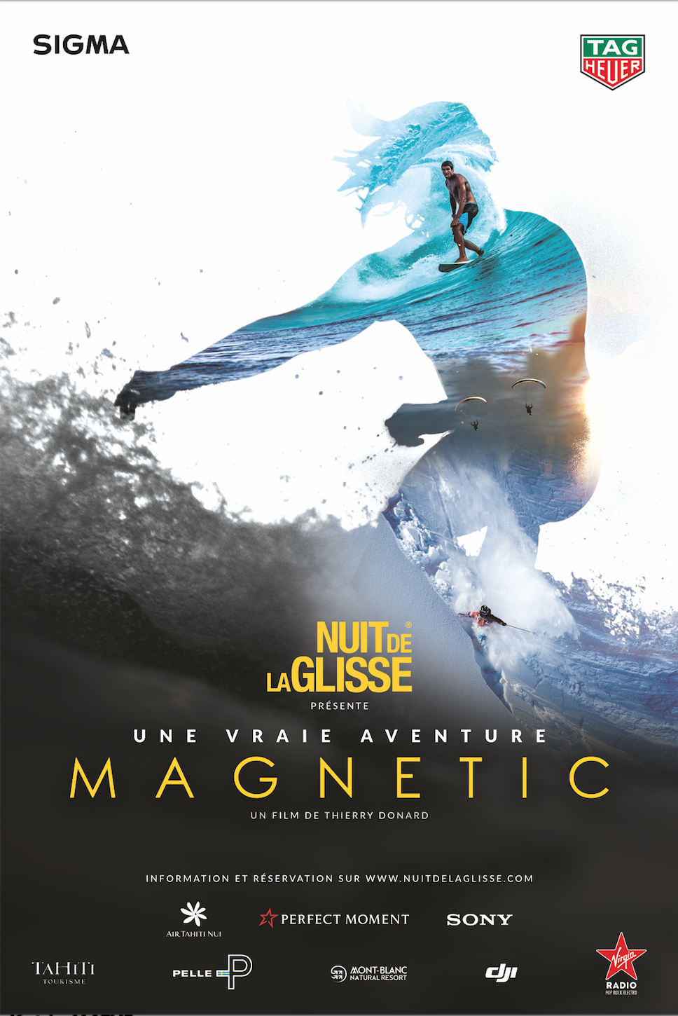 Nuit de la Glisse : Magnetic (CGR Events 2018)