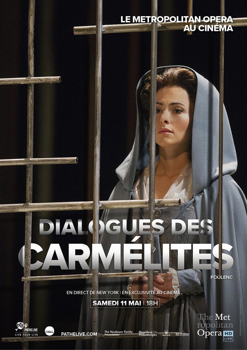 Image du film Dialogues des Carmélites (MET - Pathé Live)