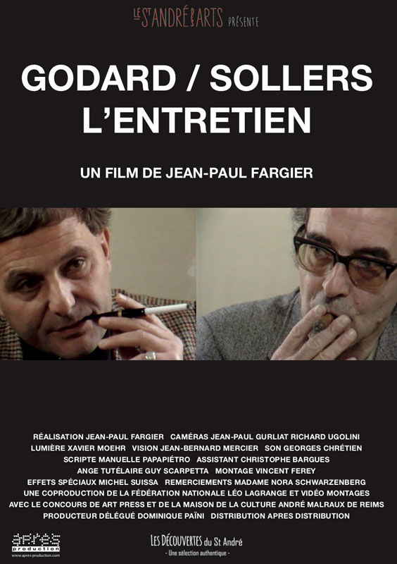 Godard / Sollers: L'entretien