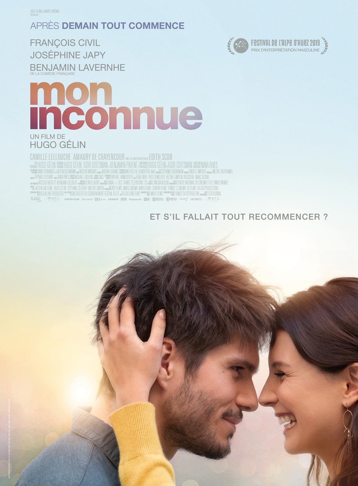 Image du film Mon Inconnue