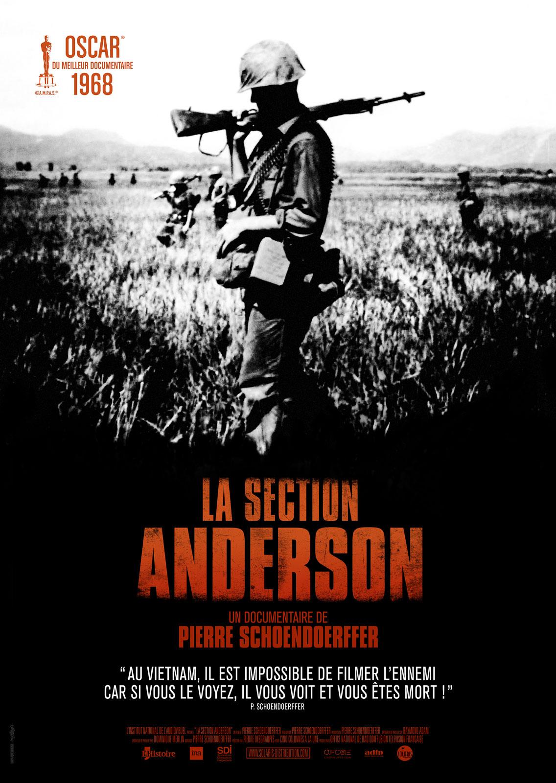 Image du film La Section Anderson