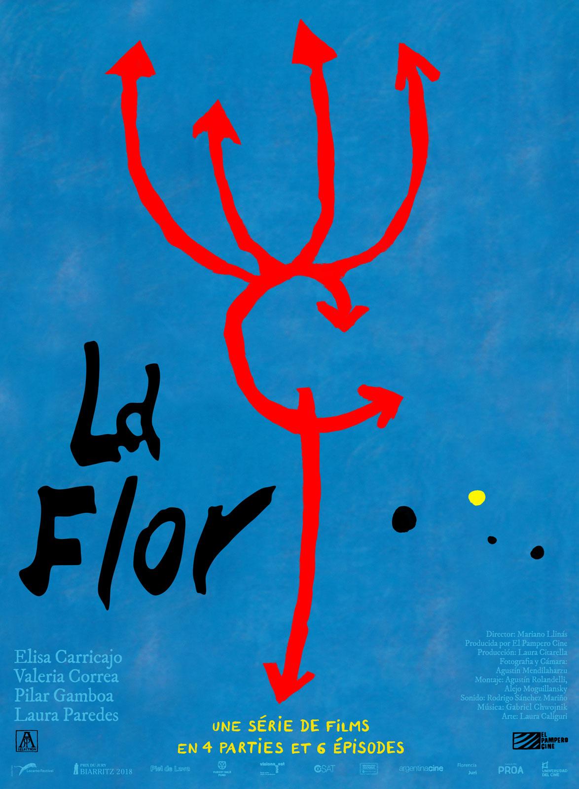 Image du film La Flor - Partie 4