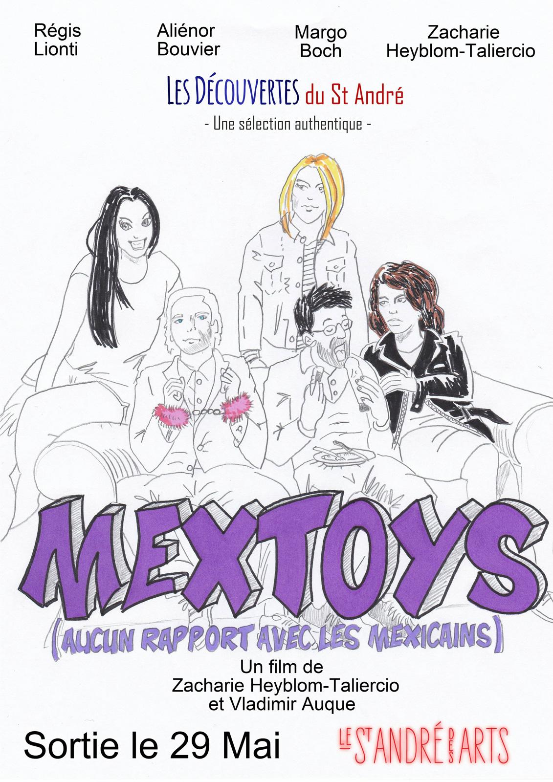 Mextoys (aucun rapport avec les Mexicains)