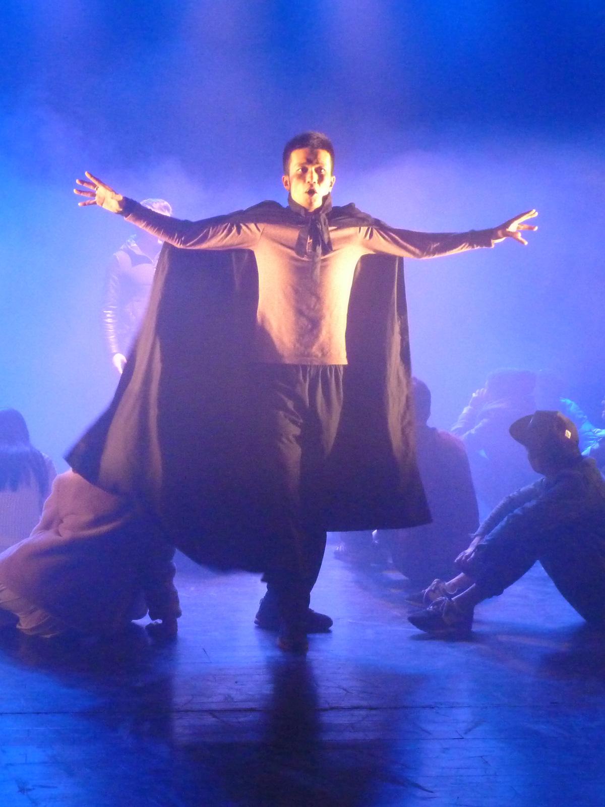 Il était une fois Hamlet et Ophélie à Shanghai...