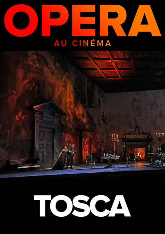 Image du film Tosca (Metropolitan Opera)