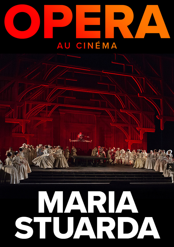 Image du film The Metropolitan Opera: Maria Stuarda (Fathom)