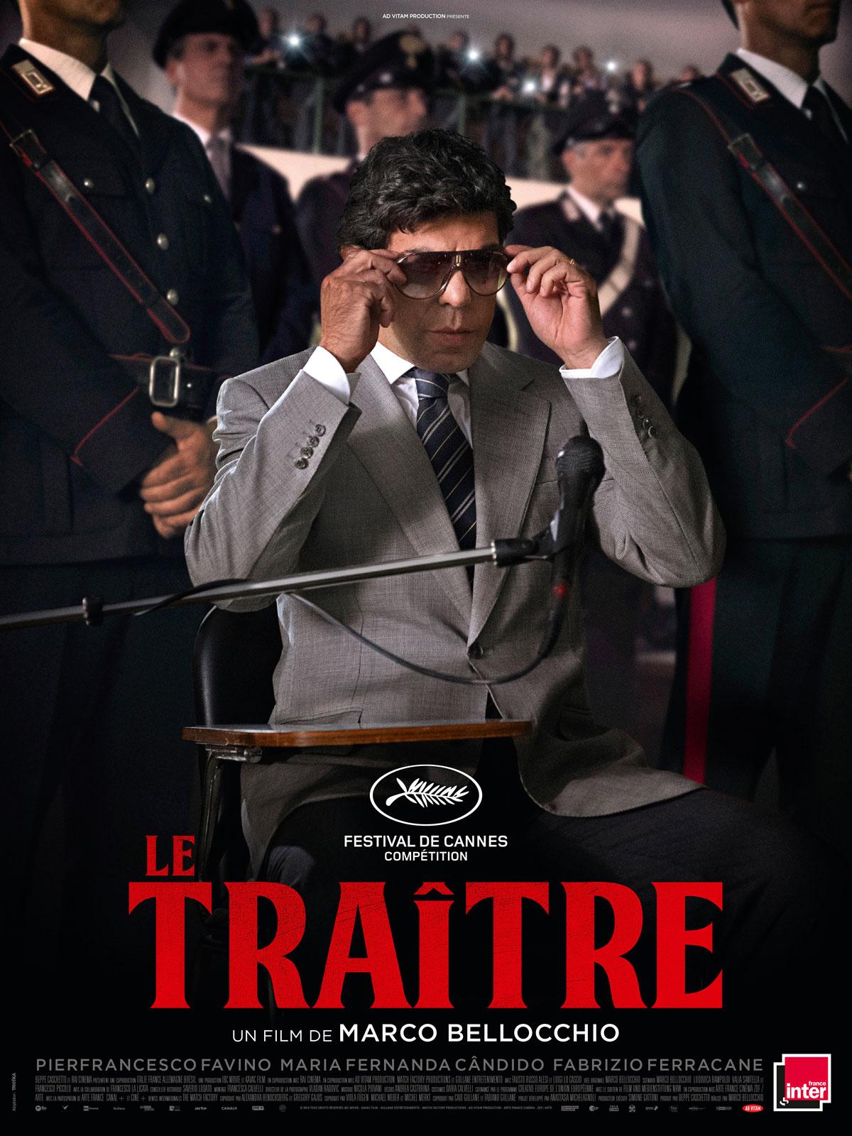 Image du film Le Traître