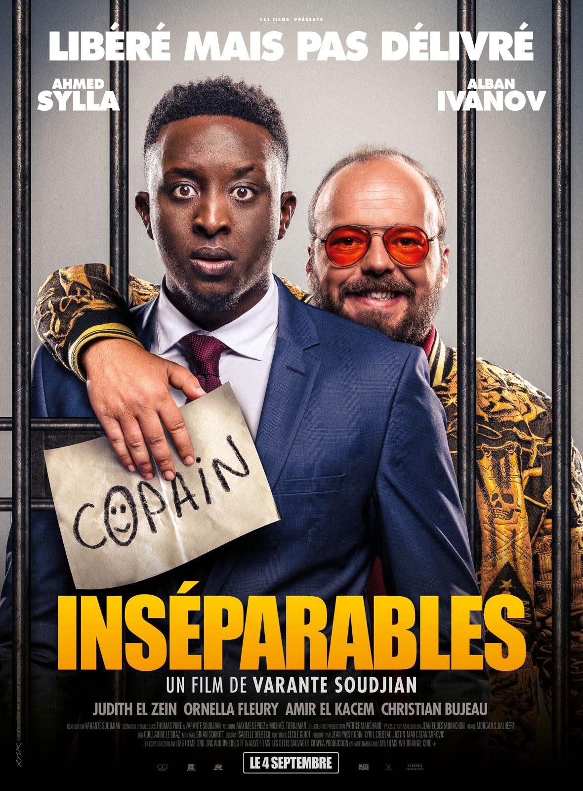 Image du film Inséparables