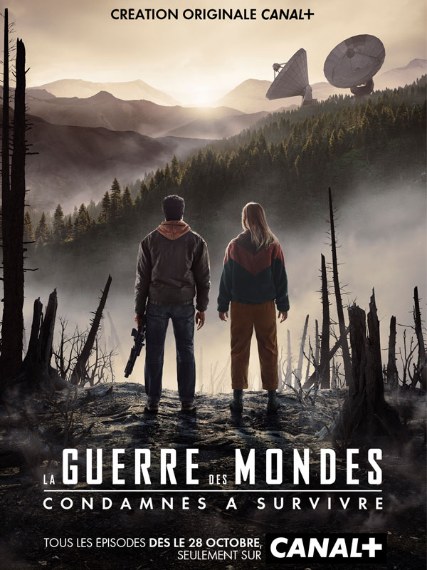 16 - La Guerre des Mondes (Canal+)