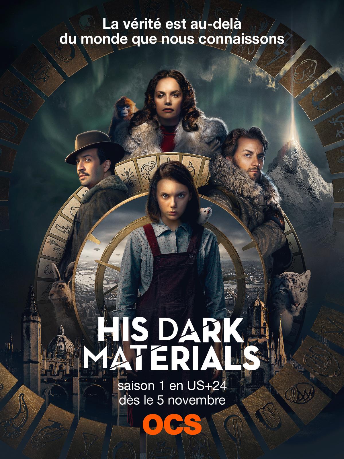 21 - His Dark Materials : À la croisée des mondes