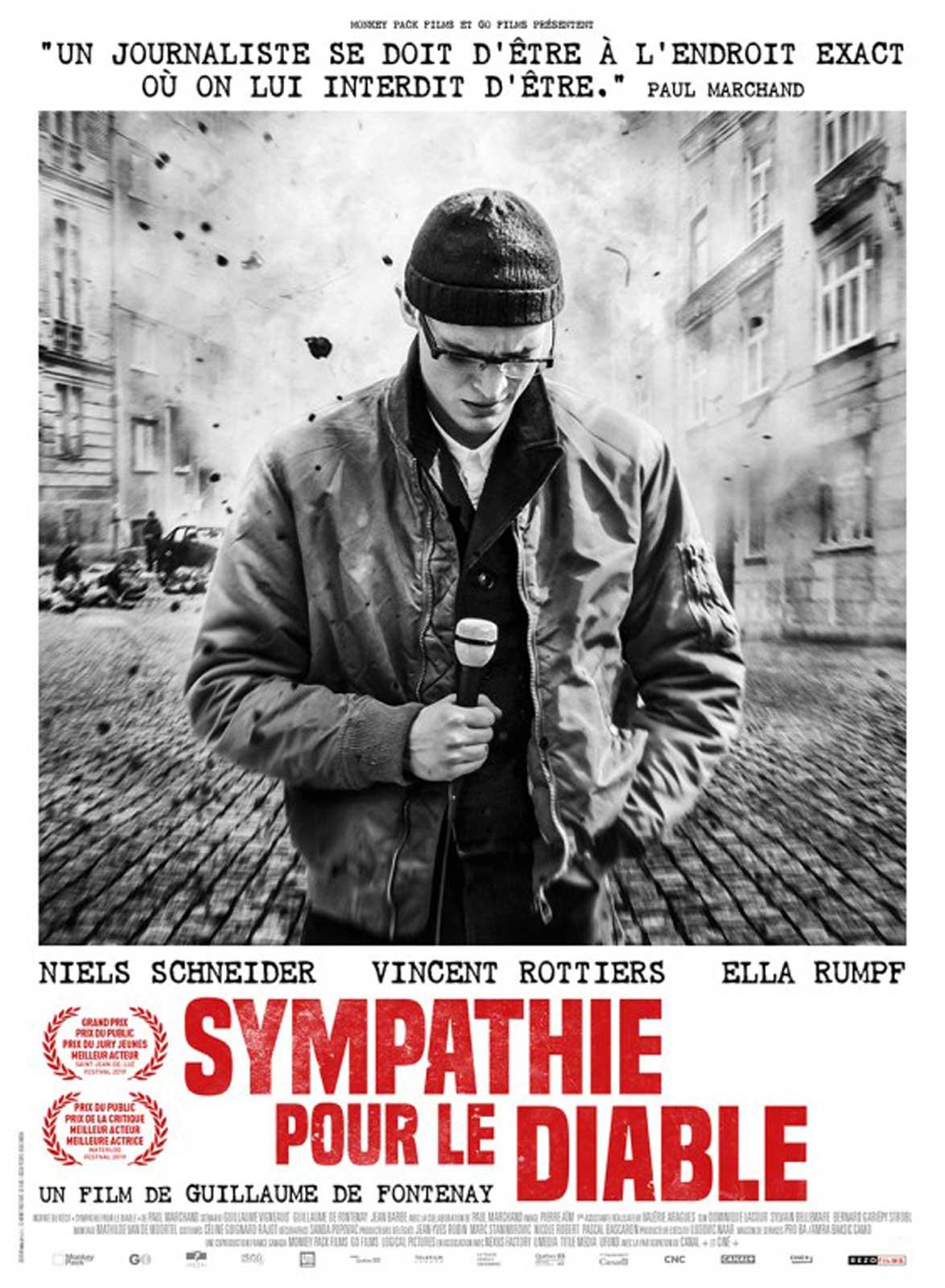 Image du film Sympathie pour le diable