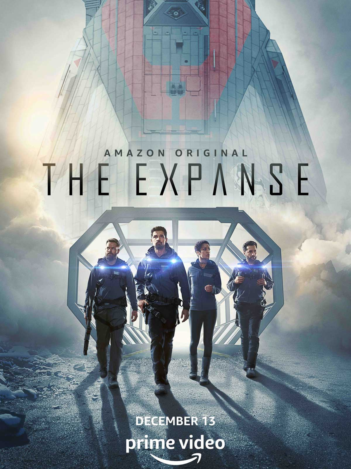 10 - The Expanse