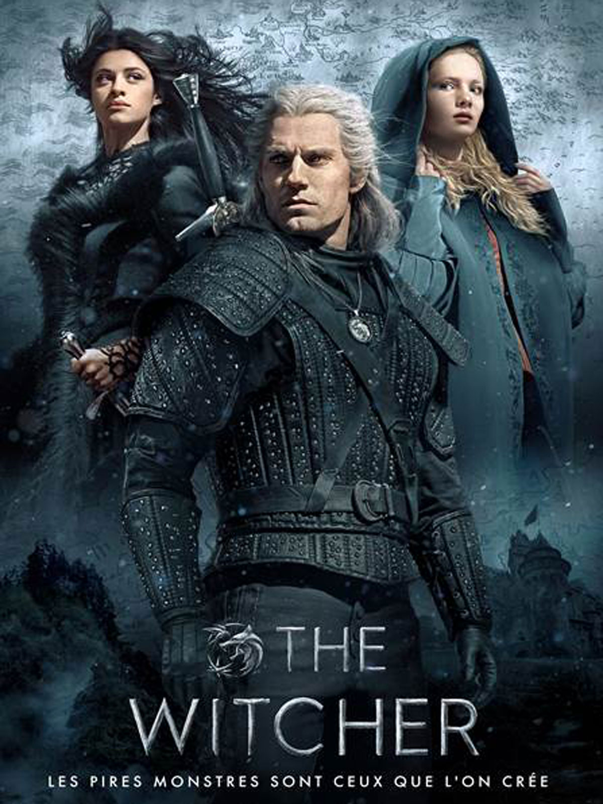 5 - The Witcher