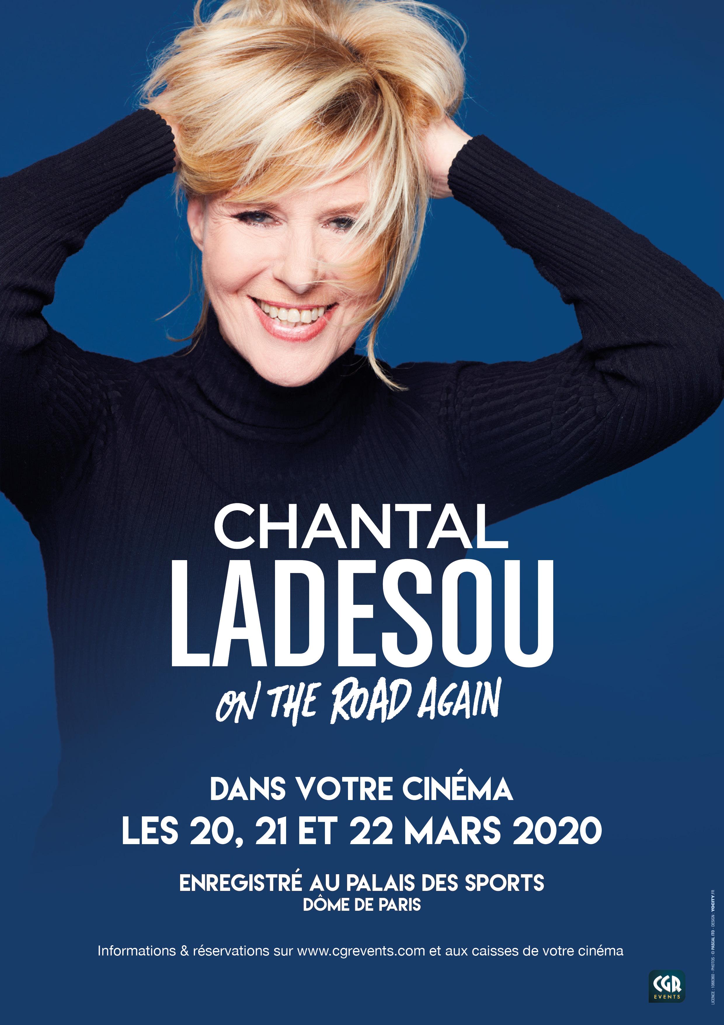 Image du film Chantal Ladesou - On the road again